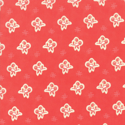 Catalina Lollipop Cherry  Yardage By Fig Tree Quilts