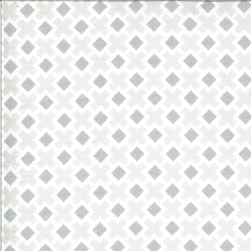 Homestead Fancy Tile Fog By April Rosenthal For Moda Fabrics