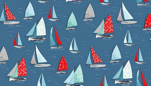 Sea Breeze Yachts Blue By MakowerUK
