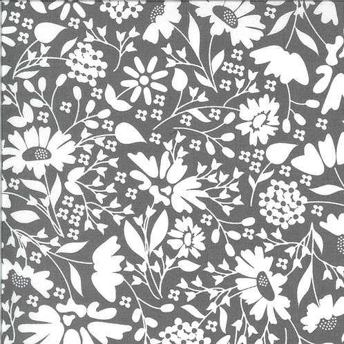 Spring Brook | Flowerville Slate by Corey Yoder for Moda Fabrics