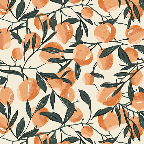 Her & History Leos Orchard By Bonnie and Camille for Art Gallery Fabrics