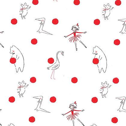 Lola Dutch By Sarah Jane Lola Polka Dot Cherry