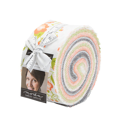 Apricot & Ash Jelly Roll  By Corey Yoder for Moda Fabrics