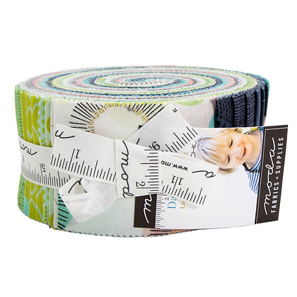 Day in Paris Jelly Roll By  Zen Chic