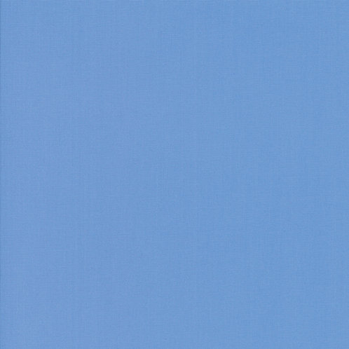 Bella Solids 30's Blue 9900-25 by Bella Solids for Moda Fabrics