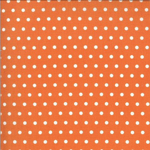 Squirrelly Girl Pumpkin by Bunny Hill Designs for Moda Fabrics