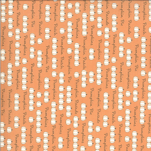 Squirrelly Girl Apricot by Bunny Hill Designs for Moda Fabrics