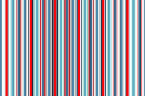 Sea BreezeDeck Stripe By MakowerUK