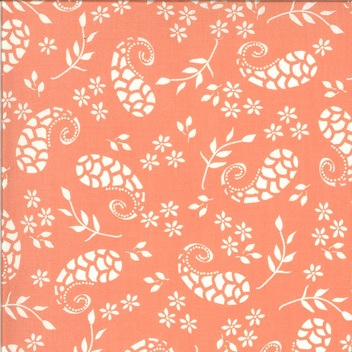 Balboa  Marina Coral By Sherri and Chelsi for Moda Fabrics
