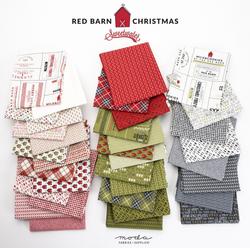 Red Barn Christmas