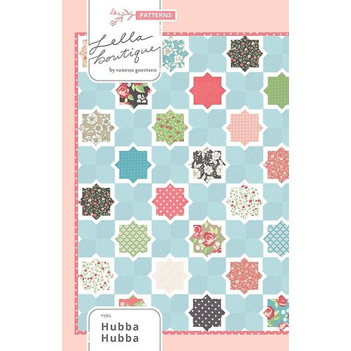 Hubba Hubba LB 186 Featuring Bloomington Collection by Lella Boutique
