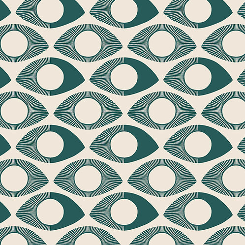 Luna and Laurel| Vision Woodblock By AGF Studio for Art Gallery Fabrics