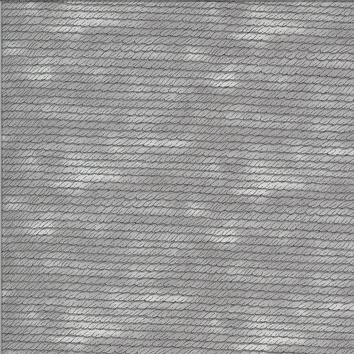 Bee Grateful   Bee Skep Woven Dove Grey by Deb Strain for Moda Fabrics