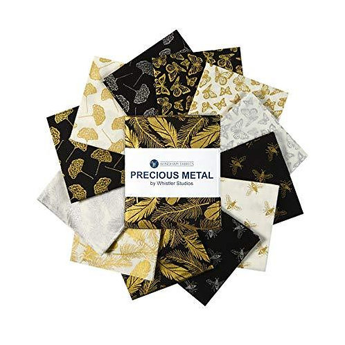 PRECIOUS METAL (NATURE) by Whistler Studios