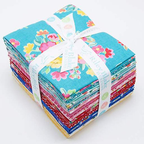 The Hand Picked Collection Fat Quarter Bundle