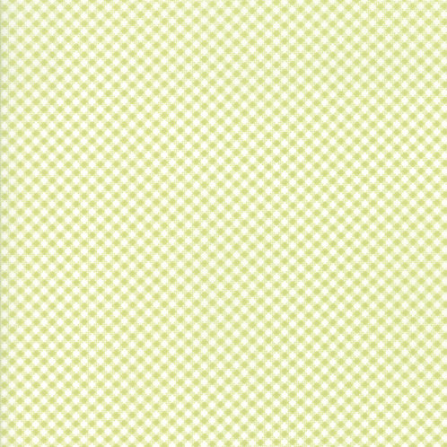Catalina Grass Gingham Yardage By Fig Tree Quilts