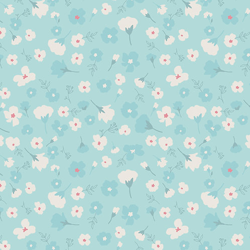 Daydream   Gentle Petals by Patty Basemi for ArtGallery Fabrics