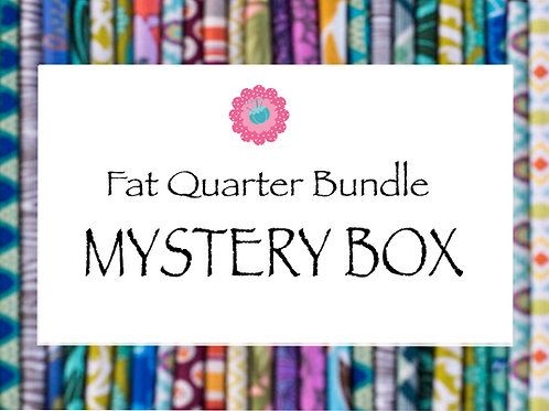 Fat Quarter Bundle Mystery Box