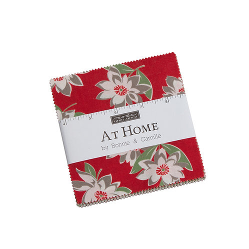 At Home Charm Pack by Bonnie and Camille