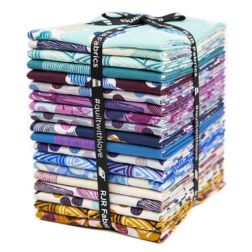 Happy Day Fat Quarter Bundle By Talk To the Sun For RJR Fabrics