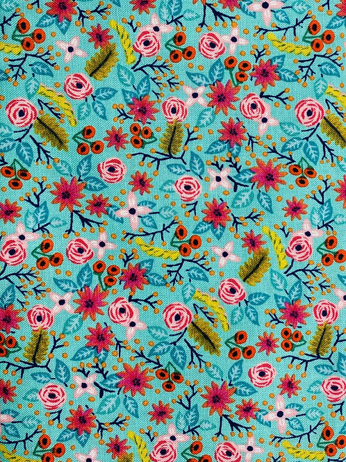 Remnant  1 Yard Cut Meriwether  by Amy Gibson for Windham Fabrics