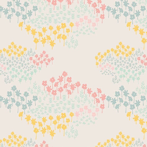 Daydream | Flutter by Flowers by Patty Basemi for ArtGallery Fabrics