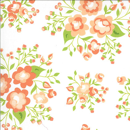 Apricot & Ash Cloud  By Corey Yoder for Moda Fabrics