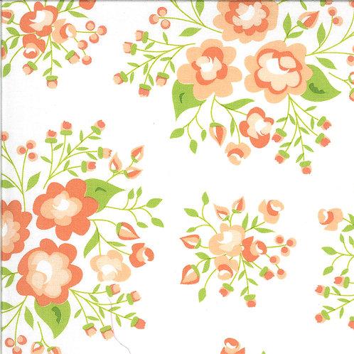 Apricot & Ash Cloud  By Corey Yoder for Moda Fabrics