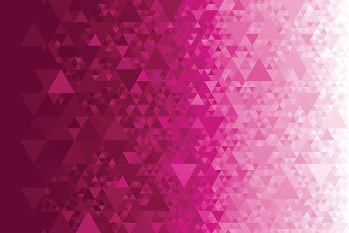 Gradient Prism - Pink by Moda Fabrics
