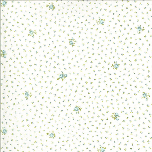 Dover Little Floral Sea Glass By Brenda Riddle Designs for Moda Fabrics