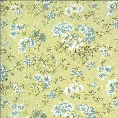 Dover Field Floral Willow By Brenda Riddle Designs for Moda Fabric