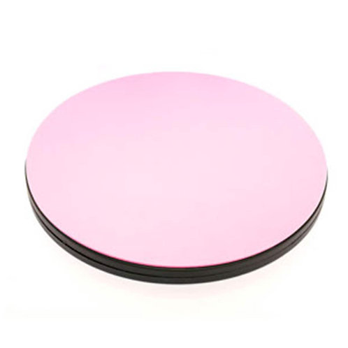 """Sue Daley Designs 10"""" Pink Rotating Cutting Mat"""