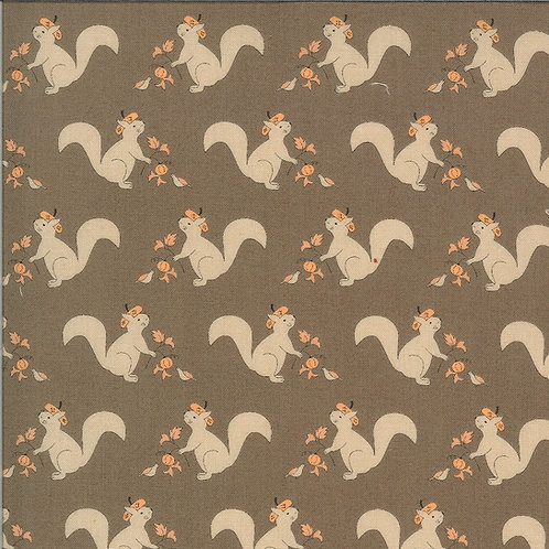 Squirrelly Girl Acorn by Bunny Hill Designs for Moda