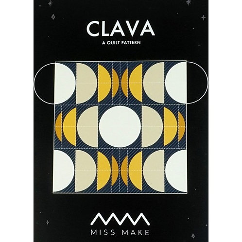 Clava Quilt Pattern by  Devon Iott