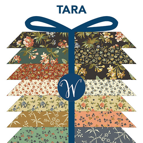 Tara Fat Quarter Bundle by Nancy Gere