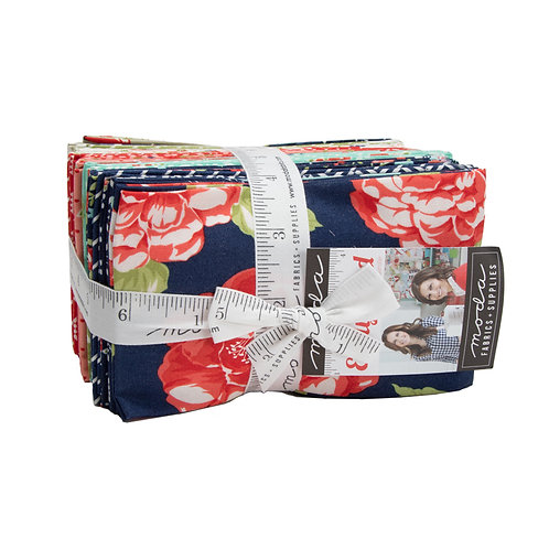 Early Bird Fat Eighth Bundle Pack By Bonnie & Camille