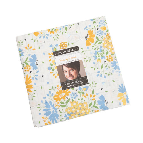 Spring Brook Layer Cake by Corey Yoder for Moda Fabrics