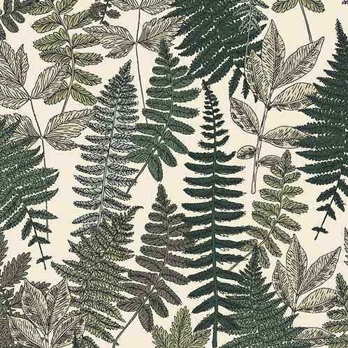 Her & History Dot's Green Thumb By Bonnie and Camille for Art Gallery Fabrics