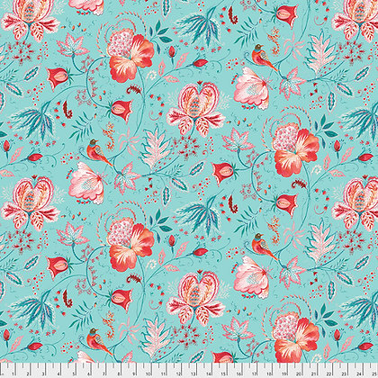 Aqua Eden from Meadowlark Collection by Dena Designs