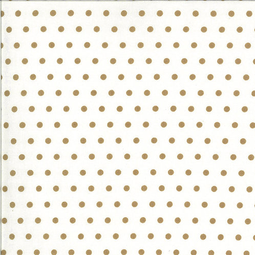 Squirrelly Girl Latte by Bunny Hill Designs for Moda Fabrics