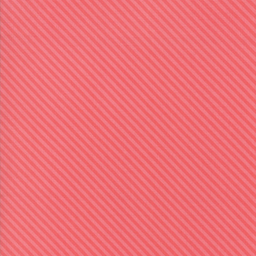 Bloomington Rose Candy Stripes By Lella Boutique for Moda Fabric
