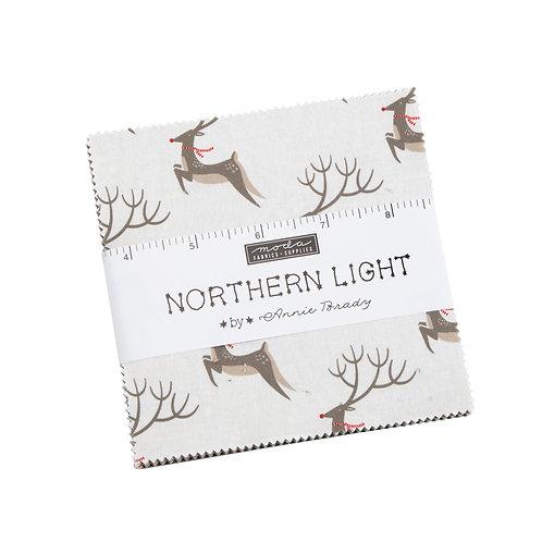 Northern Light Charm Pack By Annie Brady For Moda Fabrics