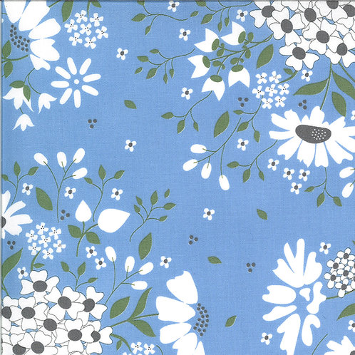 Spring Brook | Hope Springs Bluebonnet by Corey Yoder for Moda Fabrics
