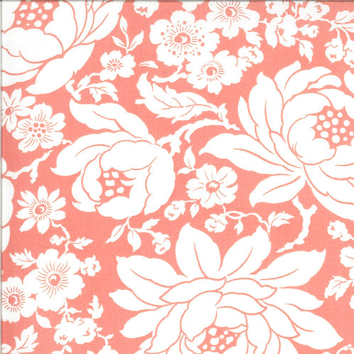 Shine On  Mums Pink by Bonnie and Camille for Moda Fabrics
