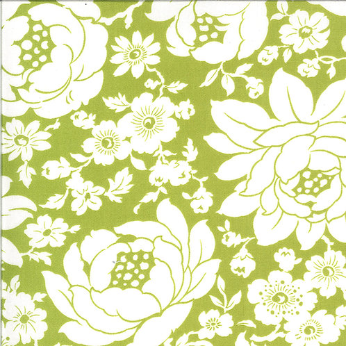Shine On  Mums Green by Bonnie and Camille for Moda Fabrics