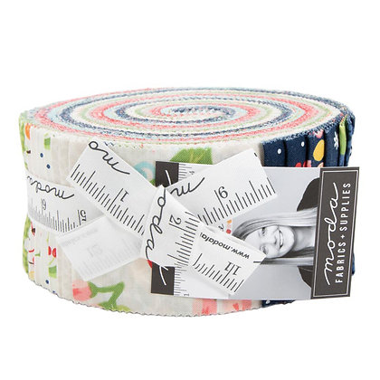 Orchard Jelly Roll by April Rosenthal