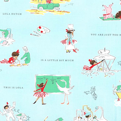 Lola Dutch By Sarah Jane A Little Bit Much Cloud