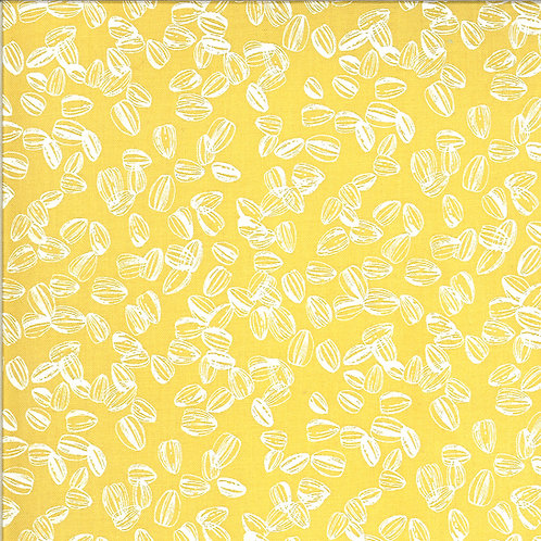 Solana | Sunflower Seeds Buttercup by Robin Pickens for Moda Fabrics