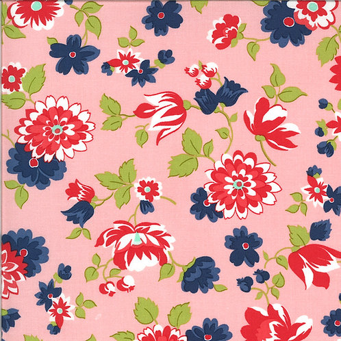 Shine On Blossom Pink by Bonnie and Camille for Moda Fabrics
