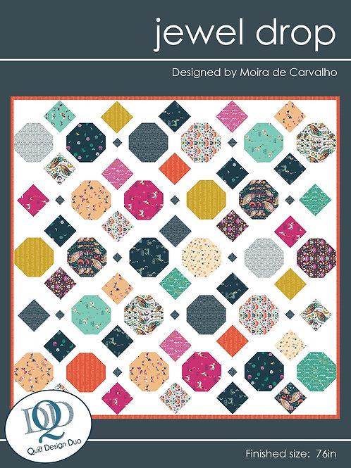 Jewel Drop Pattern